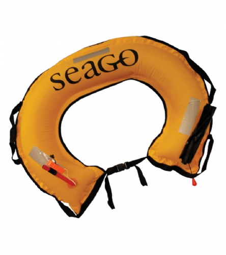 Seago Inflatable Horseshoe Buoy (HB2)
